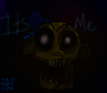 Golden Freddy by Dylan-the-dude
