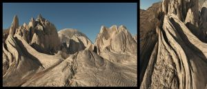 Fractal Terrain - Details by ExtremeProjects