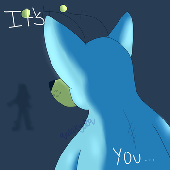 its you by qalaxydoq