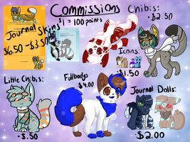 Commission Info- OPEN FOR 1 WEEK by Pika-Pika-Pikahu