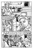 Stand by me in a dead city page 1 by Haluzz