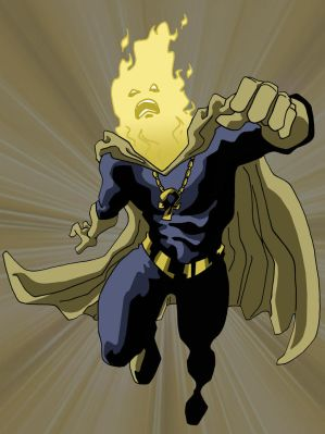 R-R-Redesign Doctor Fate
