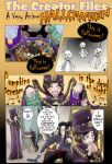CF- A Very Anime Halloween Pg1 by MPsai