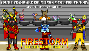 Let the Games Begin by Firestorm-CAN