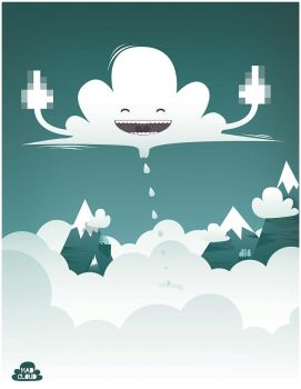Mad mad very mad cloud by MadeByMee