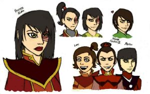 Avatar Gender Bender 2 by KatieKreations