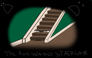 The Awkward Staircase... by EdwardG101694