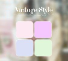 Vintage Style by CrystalizedBoon