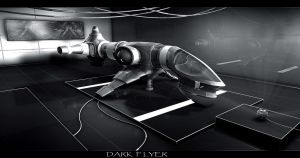 Dark Flyer by Maralonics