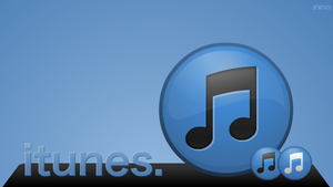 itunes icons. by DOTshima
