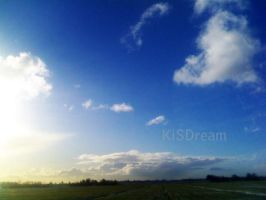 on the way to AMS by KiSDream