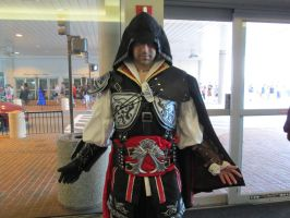 Assassins Creed Cosplay 2 by AquaArtist532