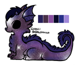(Open) Dragon Adoptable by demonsxx