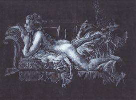 Reproduction- Boucher by hmhankypanky