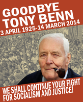 Goodbye Tony Benn by Party9999999