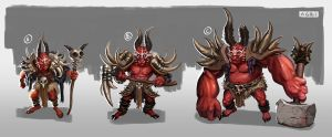 REDGRUNT CONCEPT by iamagri