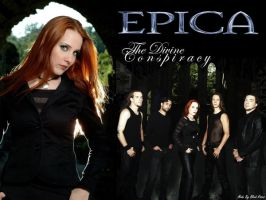 EPICA - The Divine Conspiracy2 by DepthLocked