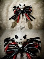 Angry Jack Hair Pin by xxpo0k13x