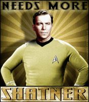 Needs More SHATNER ! by Rabittooth