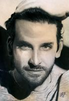 Bradley Cooper by th3blackhalo