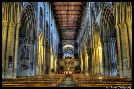 Cathedral Beauty HDR by redstars1983