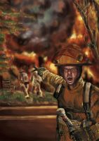 Fire Fighters by KinKiat