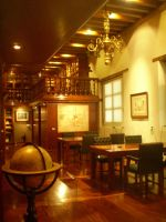 Franz Mayer Museum Library by XiuhTiger