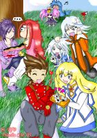 Spring of Symphonia maybe xD by Tifa-Lock
