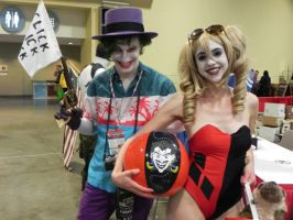 Killing Joke Joker from Awesomecon 2015 by PulpAddedCosplay