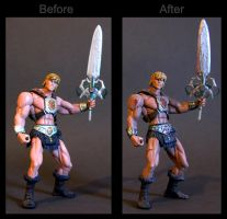 he-man before and after by nightwing1975
