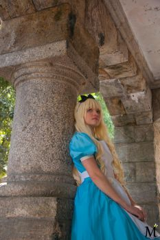 Thoughtful Alice by melissa-andrade