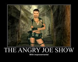 Motivation - The Angry Joe Show by Songue