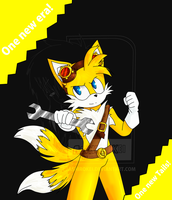 Tails - Sonic Boom by AshiroKei