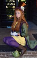 Femme Mad Hatter by GingerSnap-Cosplay