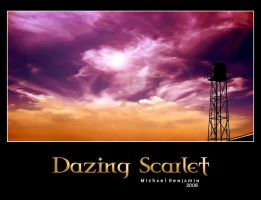 ___ Dazing Scarlet ___ by macheli
