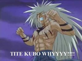 My Reaction To Byakuya's Death by Delphsco