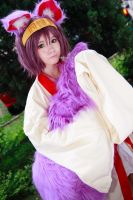 No Game No Life - Hatsuse Izuna by Xeno-Photography