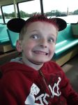 My little brother Tristan,  at Disney World by forever-at-peace