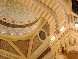 islamic Roof by mustange