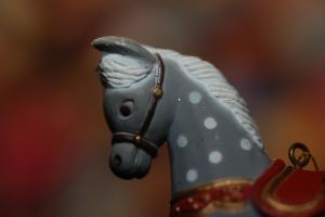 Christmas Toy Horse by adamlonsdale