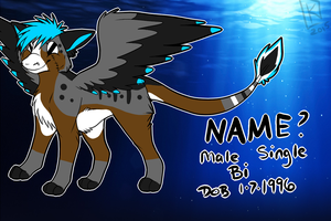 Angel dragon ref by Anchoring-Dreams