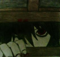 ~Beyond Your Window~ Beyond Birthday - Death Note by EvaBirthday