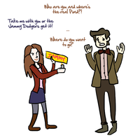 Anything but the jammy dodgers by Puddum