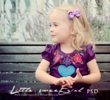 Little Sweet Girl PSD by stacytangerine