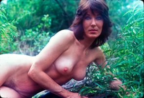 Nude in the wood-0007 by rylstone