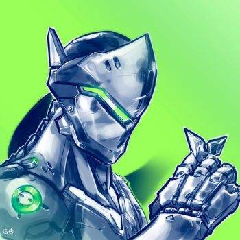 Genji Shimada by Igloinor