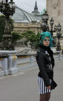 in Paris by AnoliNicure