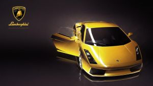 Lamborghini Gallardo wallpaper - 4 sizes by demeters