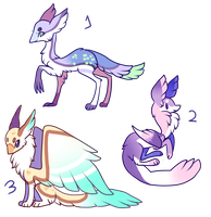 Even more griffs by bananamantis