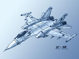 SF-168 by TheXHS